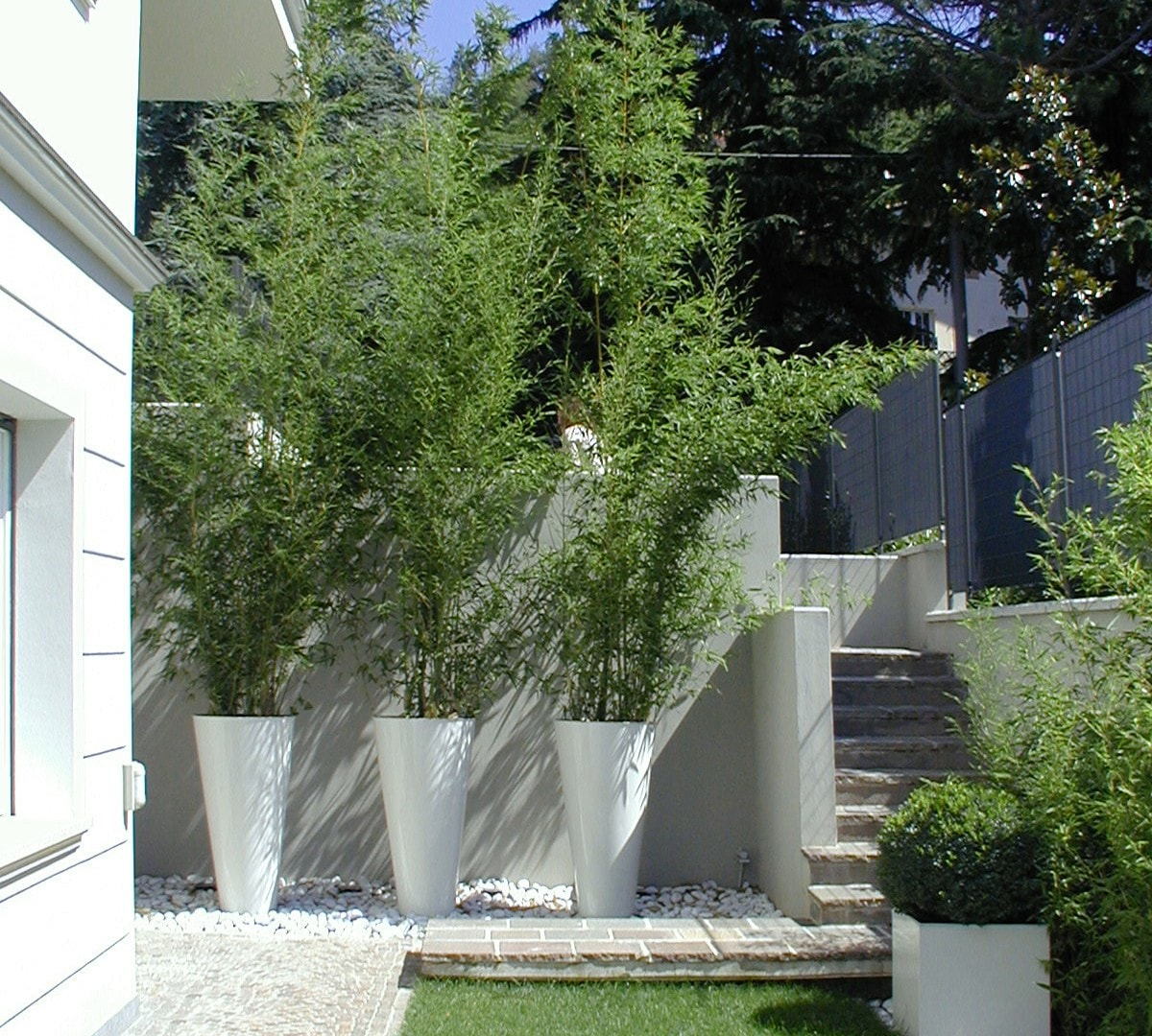 Brescia. Giardino privato in zona panoramica - Sandrini Green Architecture