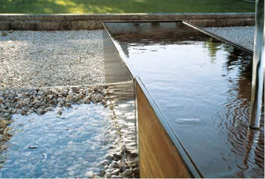Progettare specchi d acqua nei giardini - Giardino d acqua ...