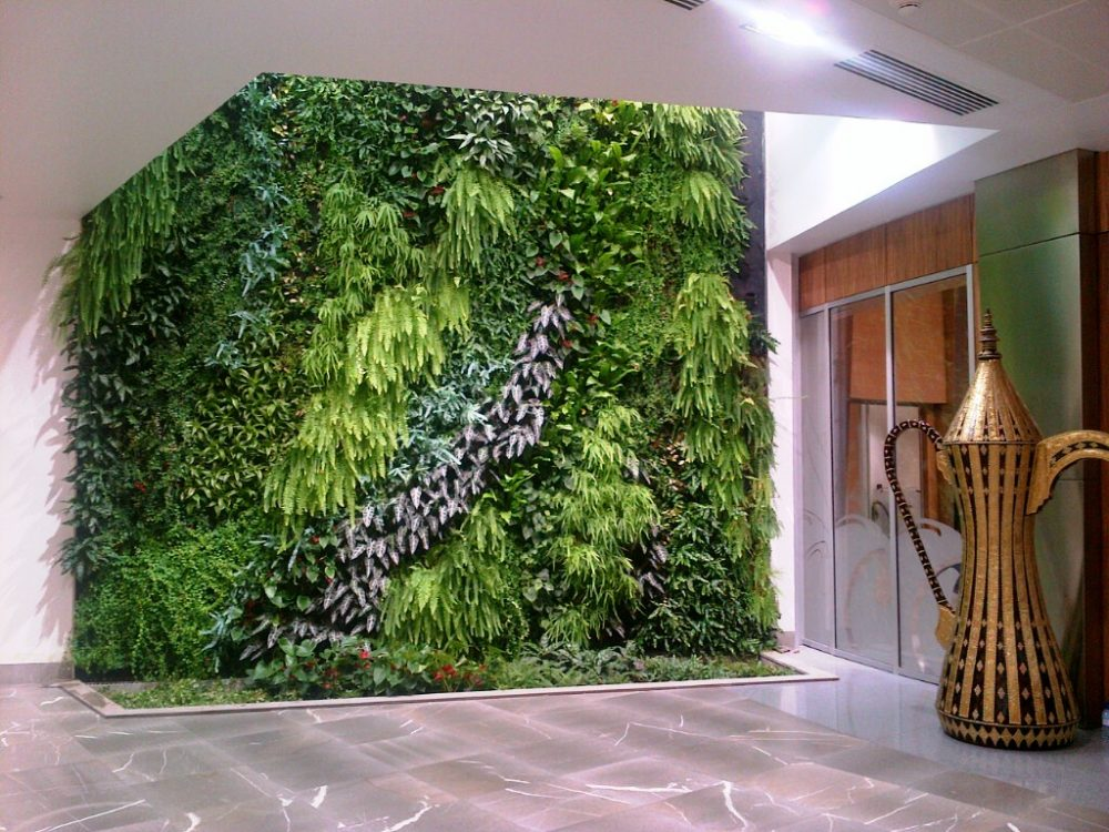 Giardini verticali consigli su come gestire e mantenere for Giardino verticale