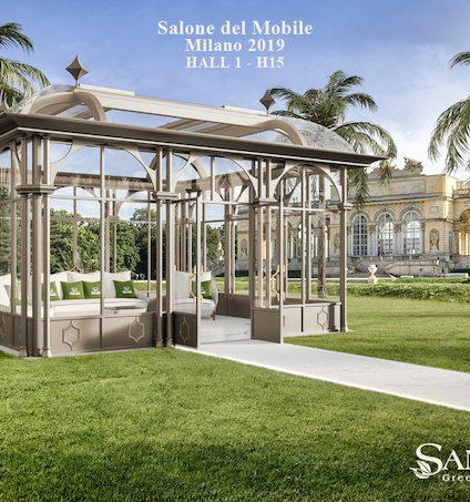Sandrini Green Architecture @ Salone del mobile 2019
